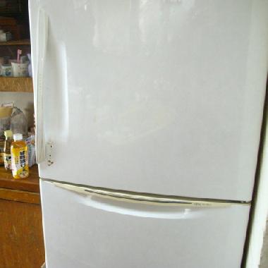 冷蔵庫の取手が取れてしまった