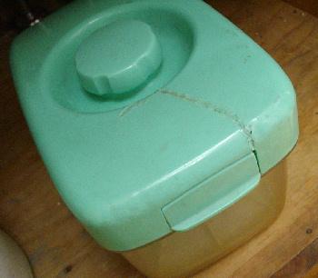 漬物容器1